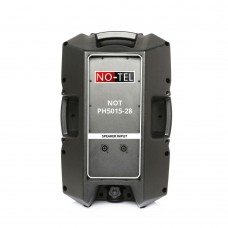 Notel  NOT PH5015-28 15'' (38 Cm) 500 Watt Plastik Pasif Kabin Hoparlör