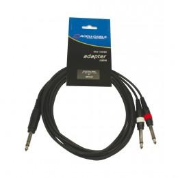 Accu-Cable AC-J6S-2J6M/3 Insert Kablo