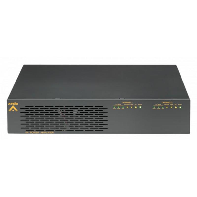 Ateis SPA-2120 2x120 Watt İki Kanallı Power Amplifikatör