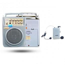 Osawa OSW-8107Y 60 Watt Yaka Mikrofonlu Portatif Taşınabilir Şarjlı Anfi
