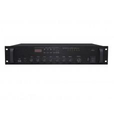 MCS PA-Z300U 300 Watt 5 Zone Mikser Amplifikatör