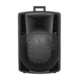 Notel NOT AH5015-14T 15'' (38 Cm) 500 Watt Aktif Plastik Kabin Hoparlör Tekerlekli Çekçekli