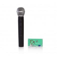 Notel NOT 501 EM VHF Kablosuz El Tipi Mikrofon ve Alıcı Modülü