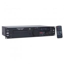 American Audio UCD-100 19'' Tekli MP3/CD + 2'li Usb Çalar