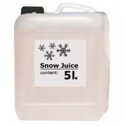 ADJ Snow Fluid 5 Litre Yüksek Kaliteli Kar Yakıtı